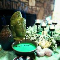 Anahata Altar (2015 Liberate the Heart Retreat).