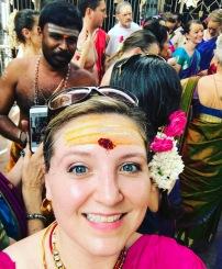 2017 India pilgrimage.